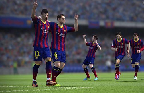 FIFA 14 – Immagini in-game e nuovi dettagli
