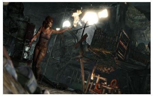 recensione di Tomb Raider, fine